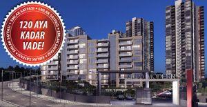 Aqua Modern Ankara'da yüzde 0,64 faiz oranı fırsatı!