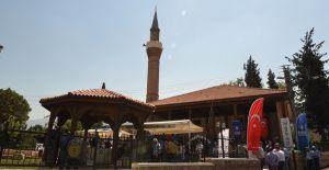 Bursa'da 600 yıllık caminin restorasyonu tamamlandı!