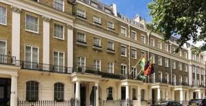 İşte Londra'nın en pahalı evi!