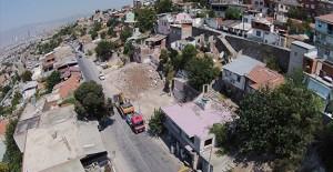 İzmir Gürçeşme Caddesi genişletiliyor!
