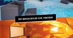 Nef Bahçelievler İstanbul Bahçelievler'de yükselecek!