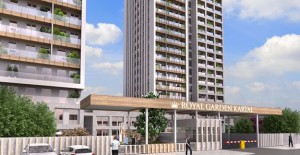 Royal Group'dan yeni proje; Royal Garden Kartal