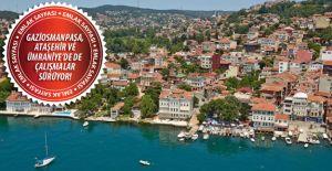 Sur Yapı'dan Beykoz'da 70 dönümlük kentsel dönüşüm projesi!