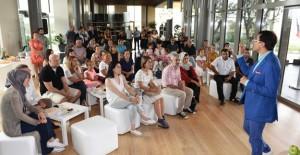 Yeşilyaka'da sağlık sohbetlerinin ilk konuğu Dr. Ender Saraç oldu!