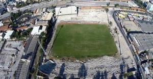 Alsancak Stadı 300 günde tamamlanacak!