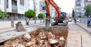 Antalya Kızıltoprak ve Yenigün'de su baskınları tarih oluyor!