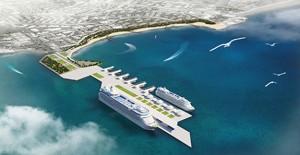 Antalya Kruvaziyer Limanı Projesi'nde zemin etüt çalışmaları başladı!