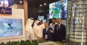 Artaş İnşaat, Dubai Cityscape Fuarı'na 6 projesiyle çıkarma yaptı!