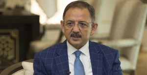 Bakan Özhaseki; 'Enerji tasarrufu sağlayan yeşil evler yasada yerini bulacak!'