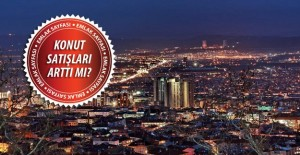Bursa Ağustos 2016 konut satış rakamları açıklandı!