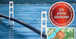 Çanakkale Boğaz Köprüsü - Otoyol Güzergahı Belli Oldu!