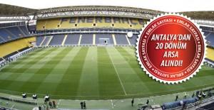 FenerbahçeEvleri için arsa toplanmaya devam ediliyor!