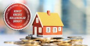 Kredi kullanılan konuta ödenen KDV geri alınabilir!