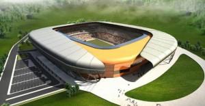 Malatya Arena'nın yüzde 80'i tamamlandı!