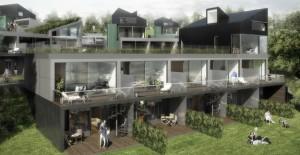 Metal Yapı Konut'tan villa projesi; Belgrad Life Villa