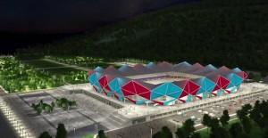 Akyazı Stadı çatı sistemi ile Türkiye'de ilk olacak!