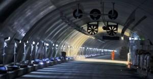Avrasya Tüneli'nde ilk geçiş yarın!