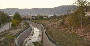 Bursa'da Mandıras deresi ıslahında sona gelindi!