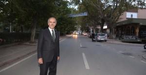 Büyükşehir, İznik Atatürk Caddesi alt ve üst yapı çalışmalarını tamamladı!