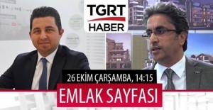 Emlak Sayfası'nın bugünkü konuğu Mustafa Andıç!