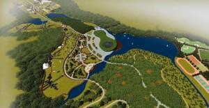 Esenler'e Dünya'nın en büyük şehir parkı inşa ediliyor!