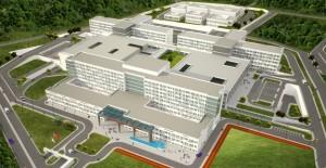 Eskişehir Şehir Hastanesi 2017 sonunda hazır!