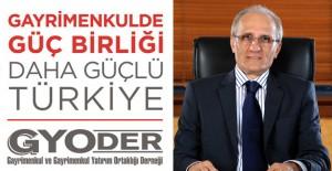 GYODER kampanyası ile 3 bin konut satıldı!
