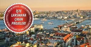 İstanbul'da 1 haftada 6 bin 287 konut lansmana çıktı!