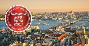 İşte İstanbul'da kentsel dönüşüm projeleri ve riskli ilan edilen ilçeler!