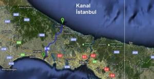 Kanal İstanbul güzergahında 500 bin nüfuslu iki şehir kurulacak!