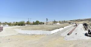 Mamak Kıbrıs Mahallesi'ne yeni park ve spor alanı yapılıyor!