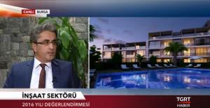 Mustafa Andıç Emlak Sayfası'na konuk oldu...