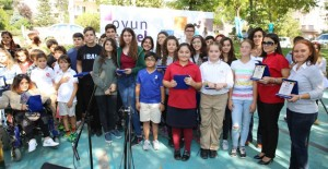 Nilüfer'de çocukların tasarladığı 'Oyun Engel Tanımaz Parkı' açıldı!