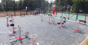 Osmangazi Belediyesi'nden 'Her Köye Park ve Spor Tesisi'!