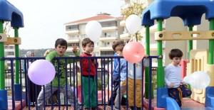 Osmangazi'de yeni bir park daha hizmete açıldı!