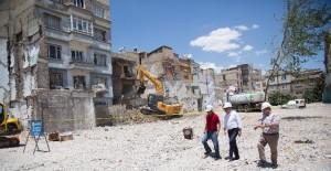 Şehitkamil Yeşilova'da kentsel dönüşüm çalışmaları devam ediyor!