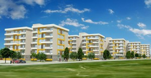 Adana Sarıçam'da 283 adet emekli konutu inşa ediliyor!