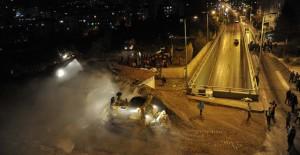 Ankara 1071 Malazgirt Bulvarı üzerindeki gecekondu kaldırıldı!