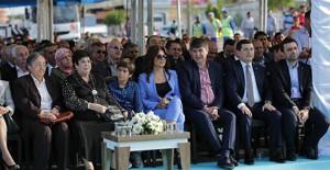Antalya'da Suphi Türel Caddesi açıldı!