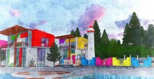 CFR Yapı'dan 10 yılda kendini amorti eden proje; Colorist Şile