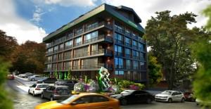 Geka ve Gramarka İnşaat'tan Çankaya projesi; Meydan Şili