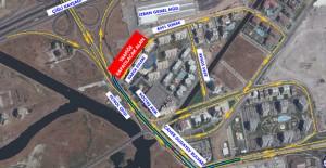 İzmir Caher Dudayev Bulvarı'nda geçici trafik düzenlemesi yapılacak!