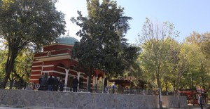 Kültürpark Camii'ne Büyükşehir dokunuşu!