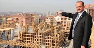 Mamak'ta devam eden kentsel dönüşüm projeleri!