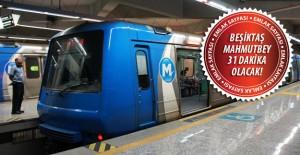 Mecidiyeköy Mahmutbey metrosu 2016'nın sonunda bitecek!