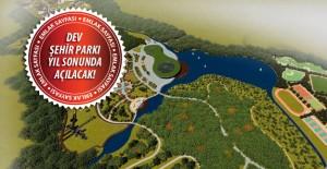 Metris Kışlası'na yapılacak şehir parkı büyüklüğü ile dünyada üçüncü olacak!