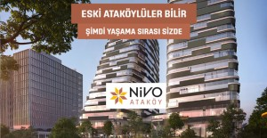 Nivo Ataköy'de daireler satışta!