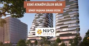 Nivo Ataköy projesi Satılık!