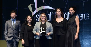 Sign of the City Awards 2016'da Nef'e 3 ödül birden!