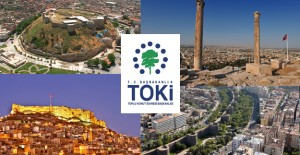 TOKİ 2017 yılında Güneydoğu Anadolu'da hangi ilde kaç konut inşa edecek!